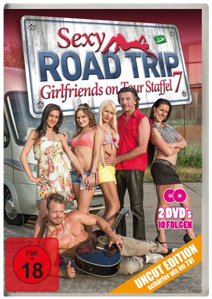 Sexy Road Trip (2-Disc Special Edition)