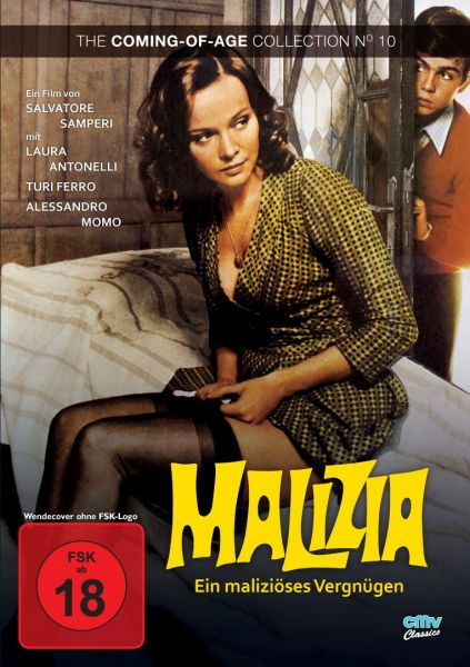 Malizia (The Coming-of-Age Collection No. 10)